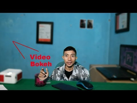 Cara Membuat Video Bokeh Hanya Di Android