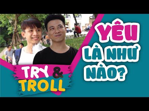 TRY & TROLL SỐ 5 | CÁCH NAM & NAM XOẠC NHAU | CiF TV