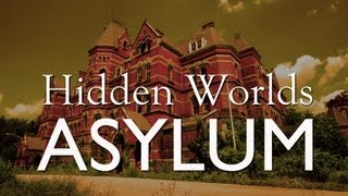 Asylum - Hidden Worlds Trailer -  Season 1 Episode 7
