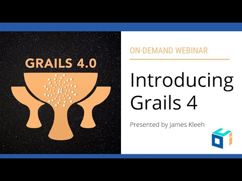 Introducing Grails 4: Upgrades And New Features