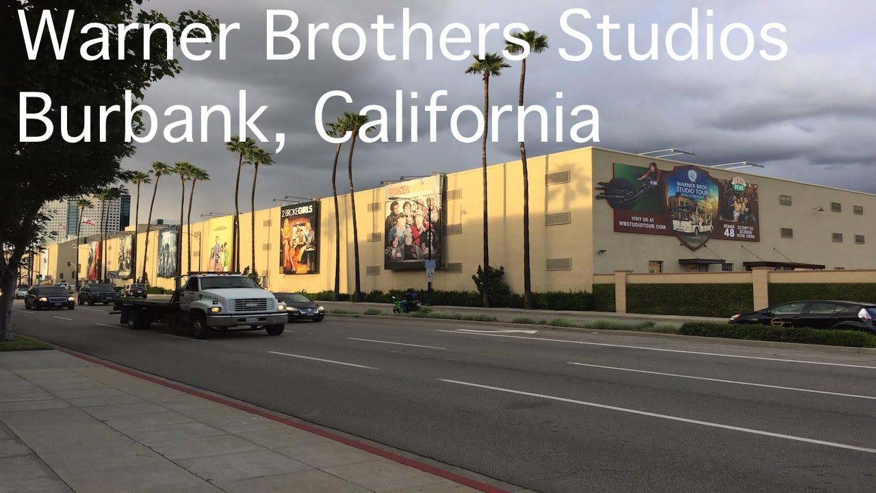 Time Lapse @ Warner Bros  Studios | Burbank, California