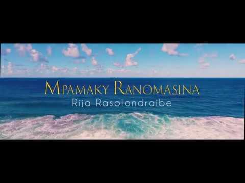 Rija Rasolondraibe - Mpamaky Ranomasina HD -  - tononkira - lirics Hanao lalana indray izy e