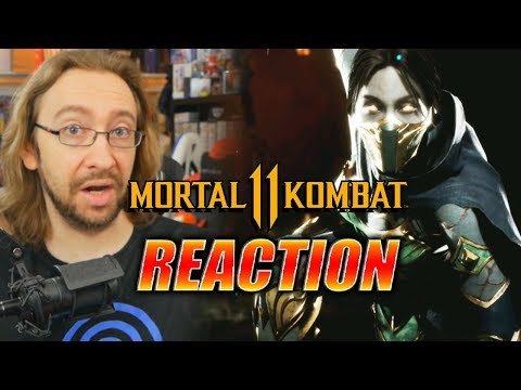 MAX REACTS: Jade Reveal Trailer - Mortal Kombat 11 thumbnail