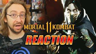 MAX REACTS: Jade Reveal Trailer - Mortal Kombat 11
