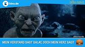 Meinen Schatz Der Herr Der Ringe Gollum Szene German Hd Youtube