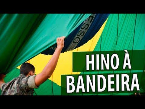 Hino à Bandeira Nacional - LEGENDADO!