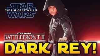 NIESAMOWITY SKIN SITH REY MOD! Star Wars Battlefront 2 PL 4K