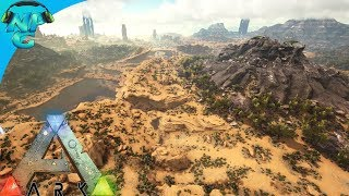 Eve of Extinction - Nerd Parade VS Scorched Earth! Sand in ALL our Places! E14 ARK Survival Evolved