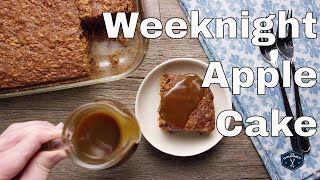 Apple Cake Recipe - Le Gourmet TV 4K