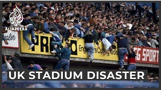 Police chief acquitted over UK stadium accident that killed 96