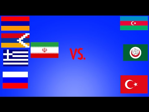 Fictional War Simulation | Second Nagorno Karabakh War |