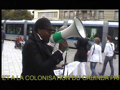 CABINDA MARCHE PACIFIQUE 2