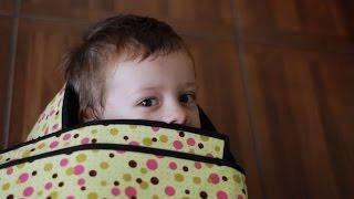 ВЛОГ(часть1)  Покупки. Учебник для детского сада. Новая сумка.