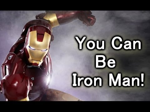 Iron Man Simulator In VIRTUAL REALITY Iron Man VR