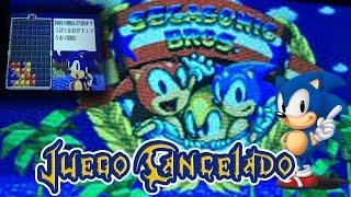 Juegos cancelados: El protipo de SegaSonic Bros el juego, el juego puzzle de Sonic