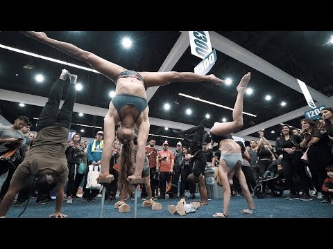 L.A. FIT EXPO 2018 (California Dreamin PART 2) | VLOG 3 S 2