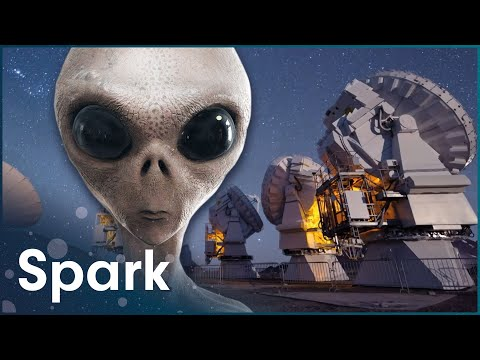 Is Anybody Out There? (Alien Life Documentary)   Spark