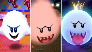 Evolution of Ghost Minigames in Mario Party (1998-2017)
