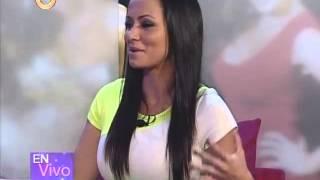 """Alejandra Sandoval habla de """"Amor Secreto"""" y su relación con Jorge Reyes"""