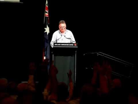 Hands off our Farms - Peter Manuel (Food Producers and Land Action Group Australia) FLAG