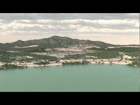 QER Oil Shale Processing Plant
