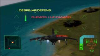 Eagle One Harrier Attack PSX - Parte 4