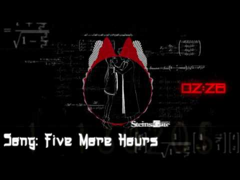 Anti Nightcore Five More Hours {Requested}