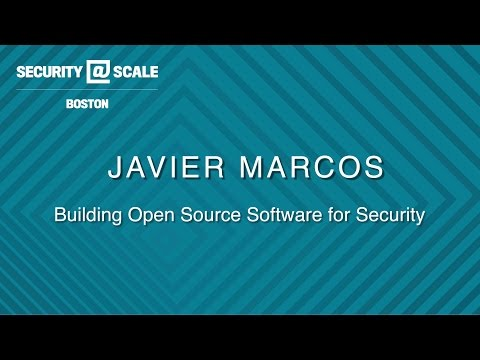 Building Open Source Software for Security