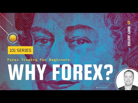 Why forex market is