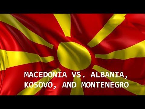 Supreme ruler Ultimate - Macedonia vs. Albania, Kosovo, and Montenegro - PCD