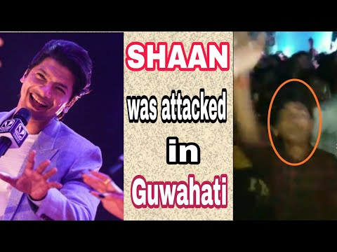 Singer Shaan was attacked for singing Bengali song in Guwahati, Assam. Mp3