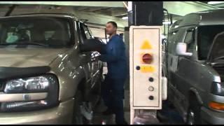 видео Ремонт Hummer, кузовной ремонт хаммер, сервис, техцентр, автосервис, обслуживание, диагностика