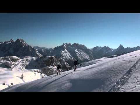 Sci alpinismo - sappada dolomiti