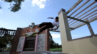Amazing Parkour and Freerunning in Sydney 2015