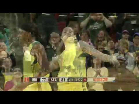 Breanna Stewart All-Star Season Highlights