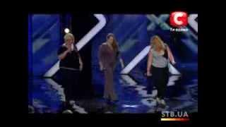«The X-factor Ukraine» Season 3. Bootcamp. part 1