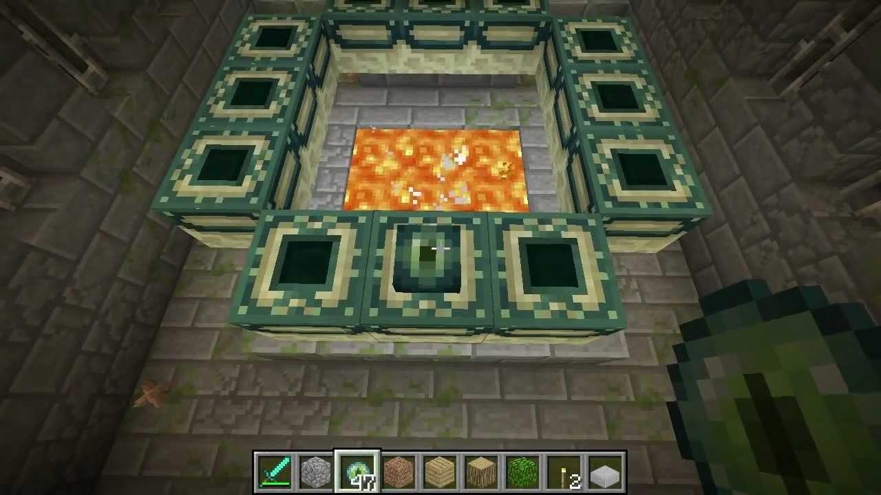 Minecraft 10.10 PR10 - How to get to End Realm (Walk-through!)