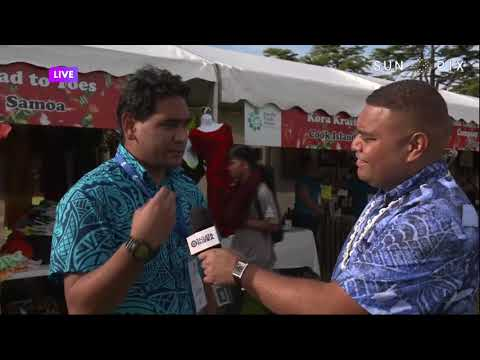 2018 Pasifika Festival LIVE: Showcasing Pasifika-made products