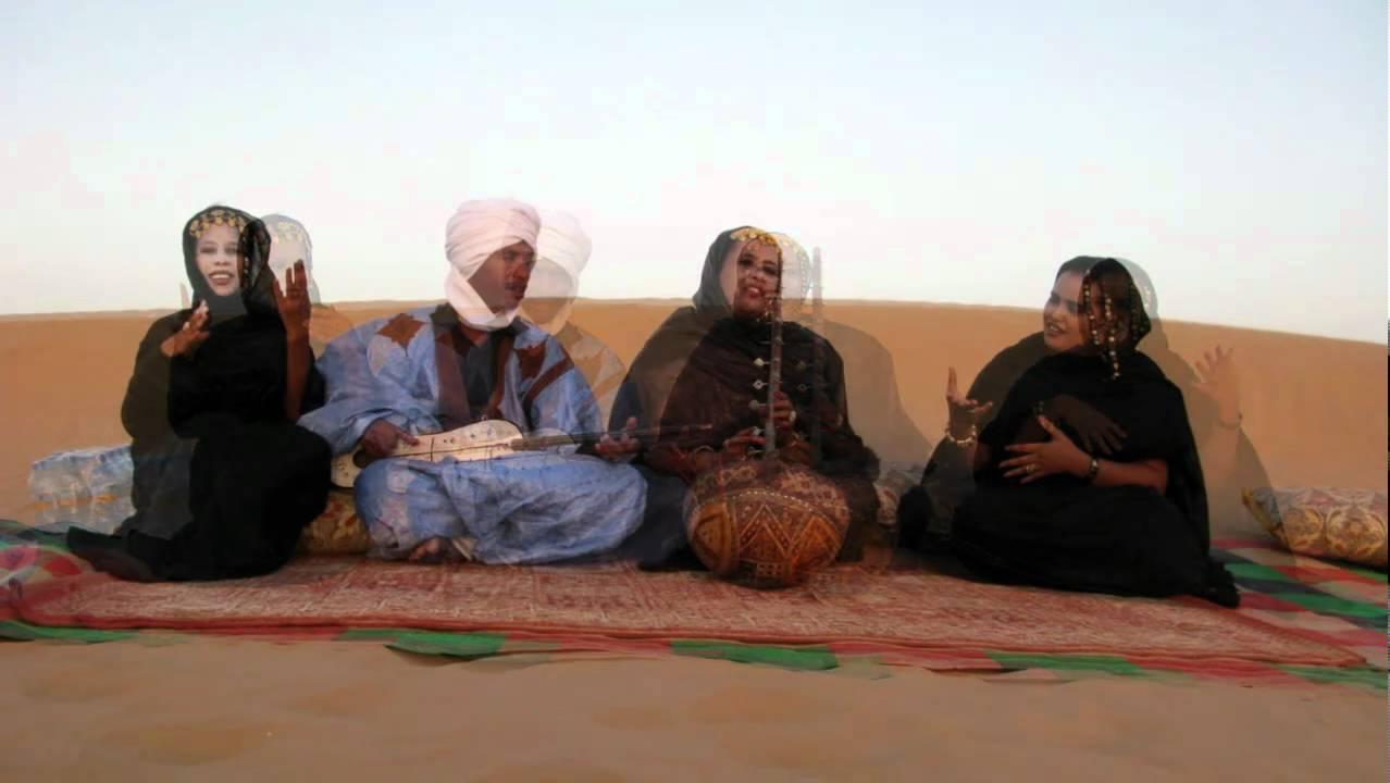 la musique mauritanienne