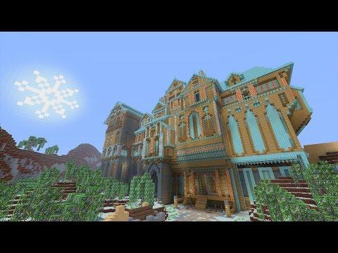 Minecraft Xbox - Murder Mystery - Herobrines Christmas (2)
