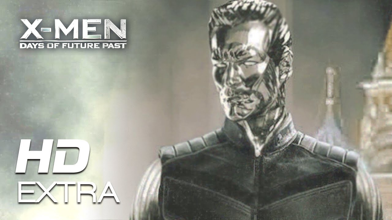 X Men Days Of Future Past Colossus Power Piece Clip Hd