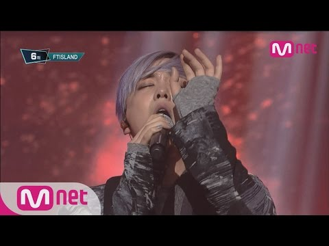 FTISLAND with rock charisma! 'PRAY' [M COUNTDOWN] EP.418