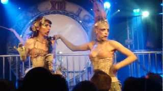 Emilie Autumn - The Art of Suicide @ La Maroquinerie, Paris, France (25-03-12) in HD !!