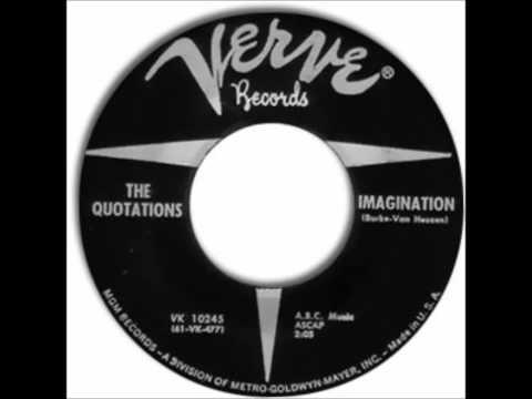 QUOTATIONS - Ala Men Sy - Verve 10245 - 1961