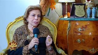 برنامج احلى النجوم -  السفيرة ميرفت التلاوى تواجة رسالة اللى اللاجئين السوريين