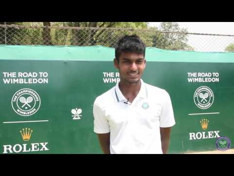 Indian juniors qualify for Road to Wimbledon Finals