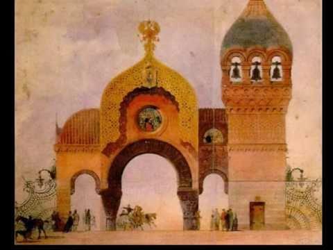 10 Tableaux d\u0027une exposition - La grande porte de Kiev - Moussorgski