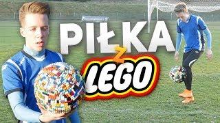 Niesamowita piłka z klocków LEGO!! | PNTCMZ