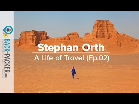 Traveling the world as a Book Author & Couchsurfer – Stephan Orth (A Life of Travel, Ep.2) – stephens-creek
