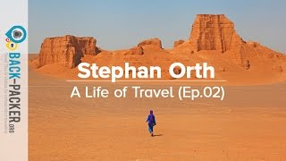 Traveling the world as a Book Author & Couchsurfer - Stephan Orth (A Life of Travel, Ep.2)